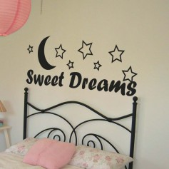 Vinilo infantil Sweet Dreams