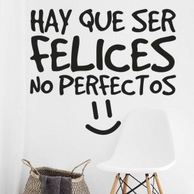 Vinilo Felices No Perfectos