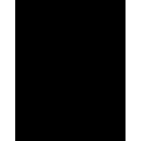 Vinilo ciervo geométrico para pared hogar