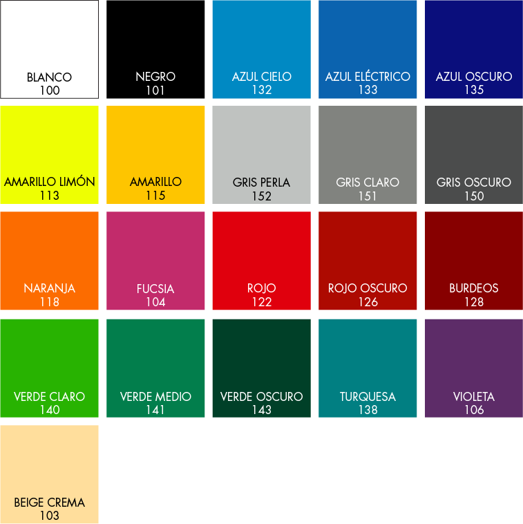 Colores VinilosParedes