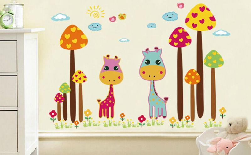 decoracion habitacion niños